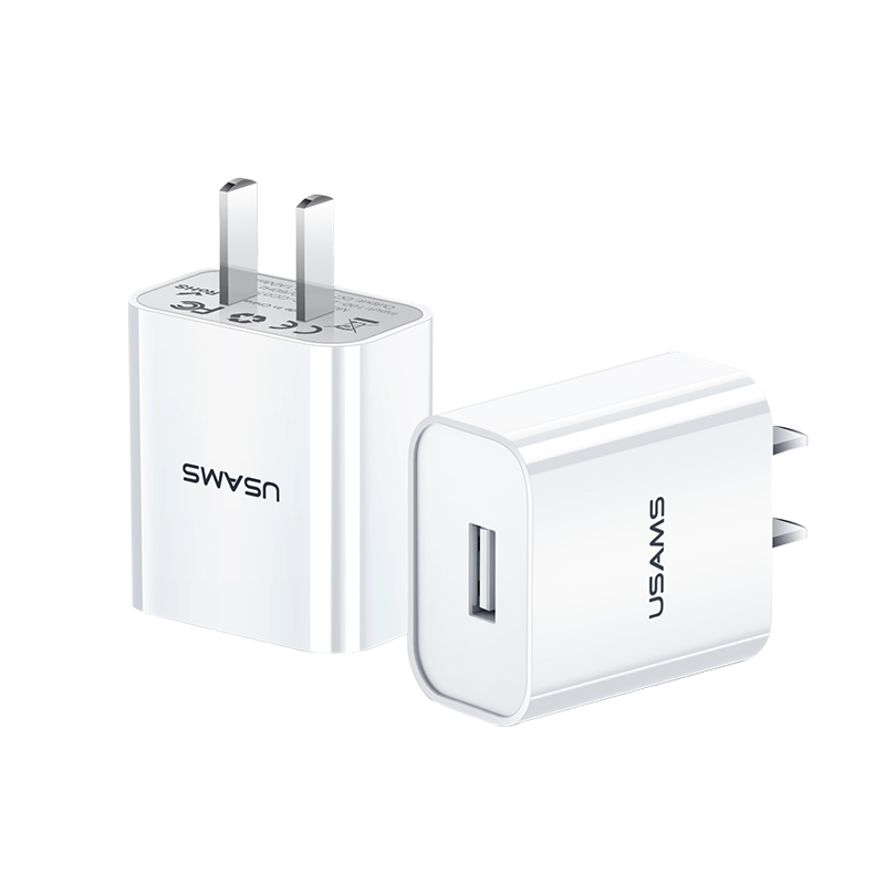 US-CC074 T18 Single USB Travel Charger (CN)