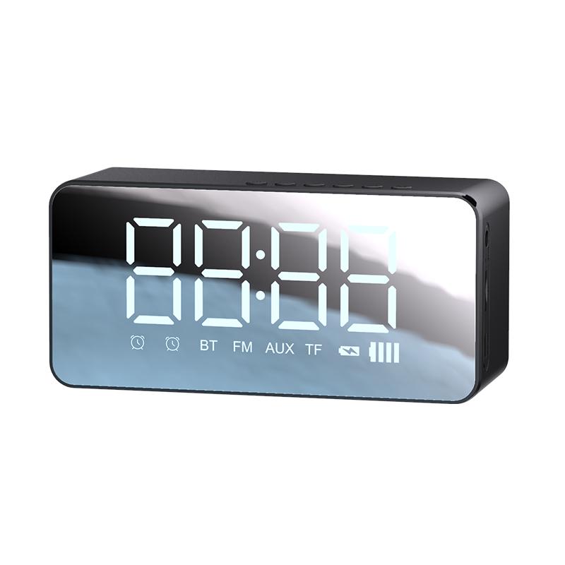 US-YX007 Multi-functional Alarm Clock &Wireless Speaker