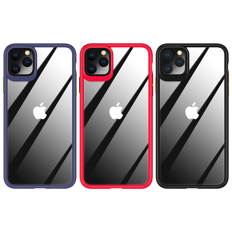 US-BH516/US-BH517/US-BH518  Back Case Janz Series for iPhone 11/11 Pro/11 Pro Max