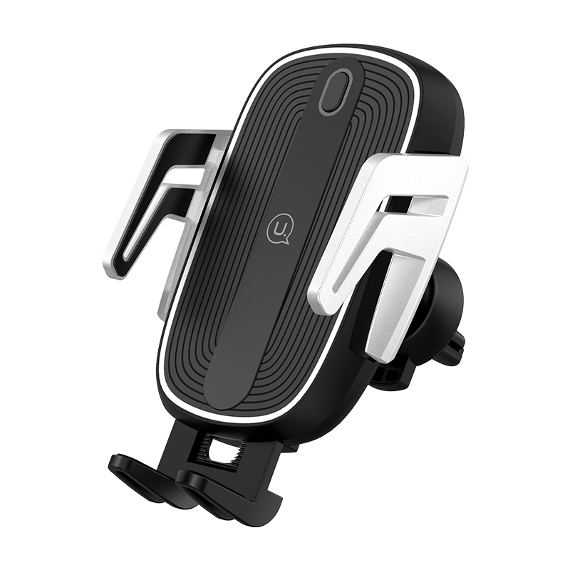 US-CD100/US-CD101 Automatic Touch Induction Wireless Charging Car Holder ((Air Vent/Center Console)