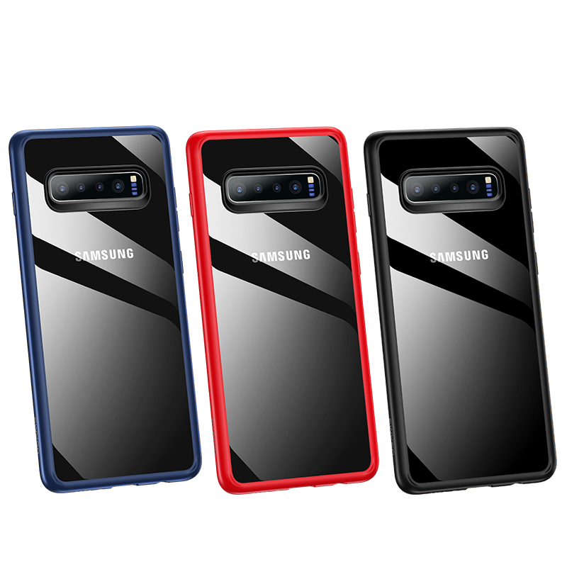 Samsung Galaxy S10 Back Case--Mant Series