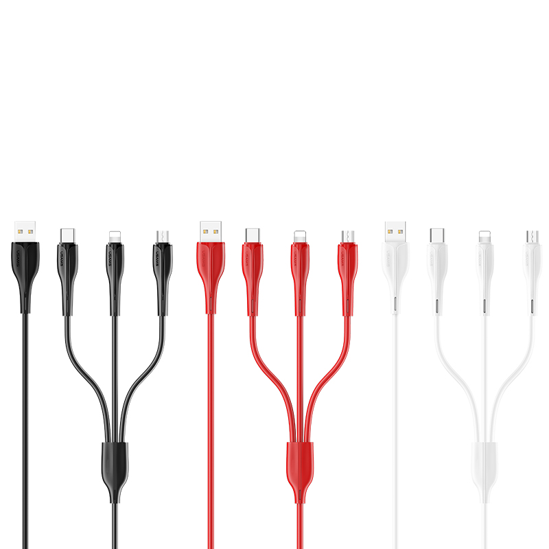 US-SJ374 U38 3IN1 Charging Cable
